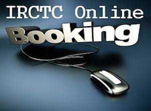Online Train Ticket Booking