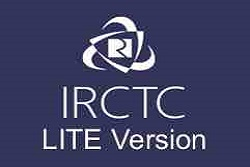 IRCTC Lite version