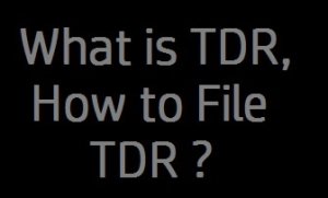 What is TDR in IRCTC ? How To File TDR ? TDR Full Form