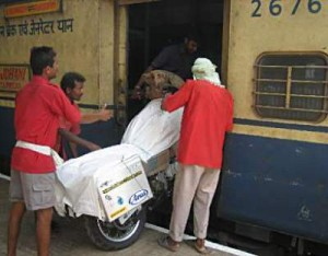 Bike Transport by Train– How to Parcel, Charges, Process
