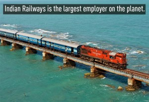 Indian Railways – The World's Largest Employer