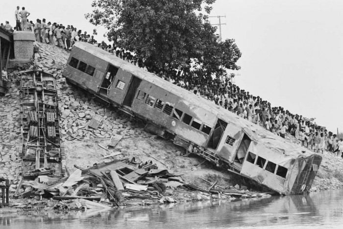 Worst Disaster of the Indian Railway Network