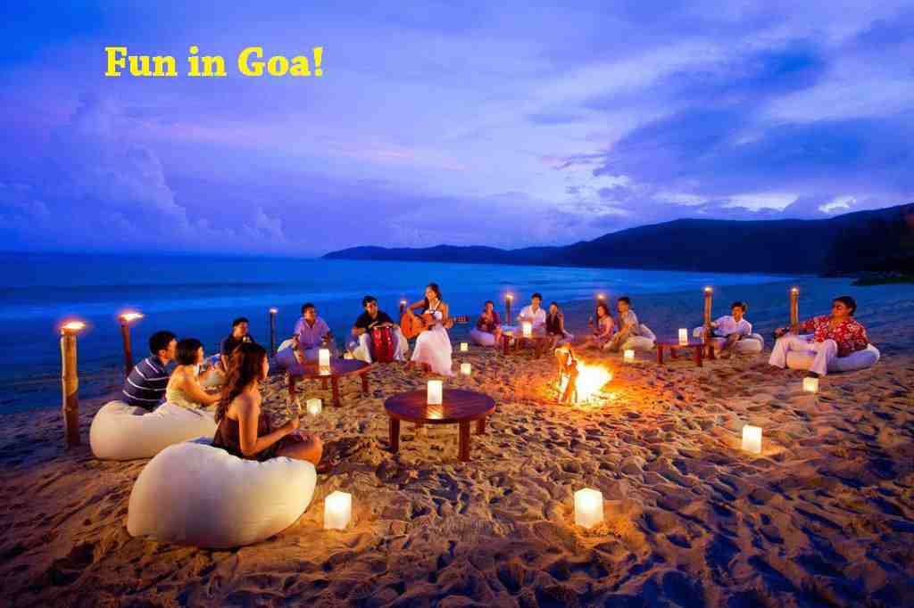 Get together in Goa