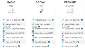 IRCTC Tatkal Software My Fast Booking