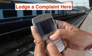 Railway Complaint and Suggestion Page