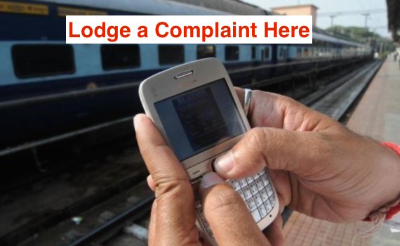 Indian Railway Complaint and Suggestion Box