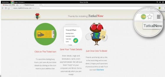 Tatkal Now Software