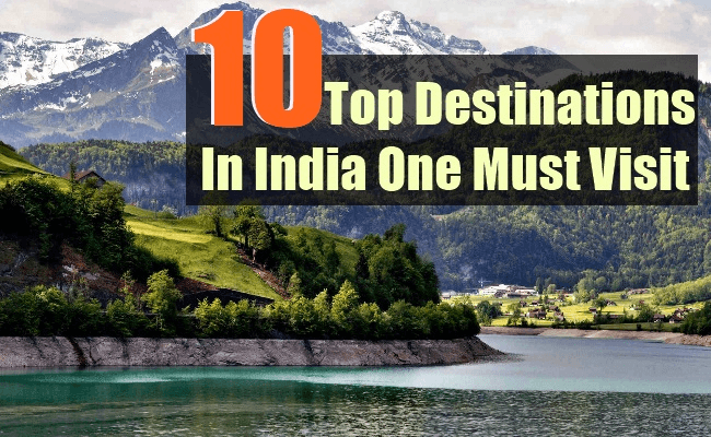 Best holiday destinations in India in 2016