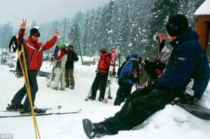 Gulmarg awesome holiday destinations in India
