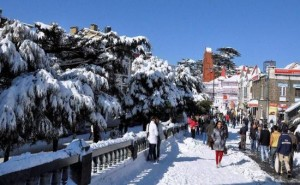 shimla top 10 honeymoon destinations in India