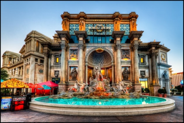 Caesars Palace Front