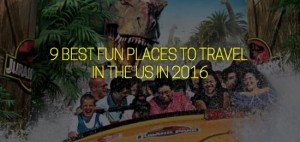 Fun Places to Travel in the US