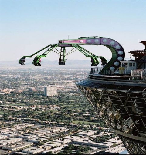 The Stratosphere Las Vegas