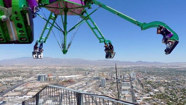 The Stratosphere Las Vegas-min