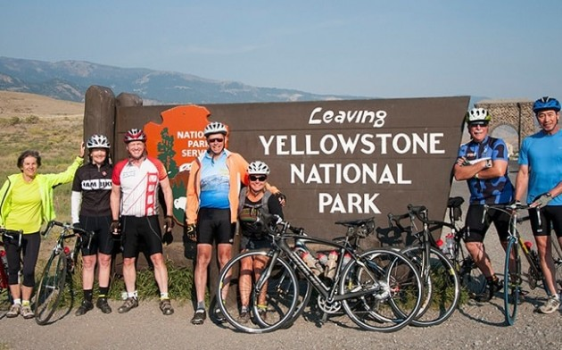 National Parks in US Yellow Stone