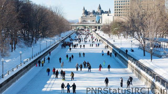 Rideau Canal – An Iconic landmark