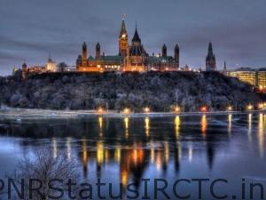 the parliament hill Ottawa