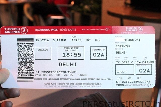 How to board a domestic flight in india first time-min