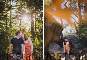 Romantic and Affordable Santa Barbara Botanic Garden-min