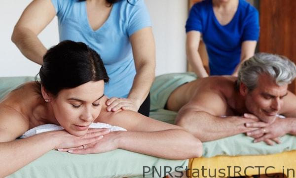 couple massage at Nob Hill Spa -min