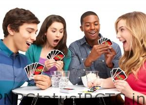 Hangout with friends and play UNO