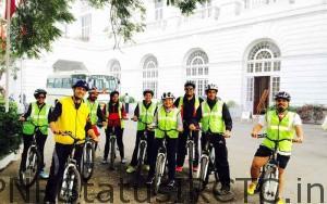 Delhi teens can do cycling for exploring