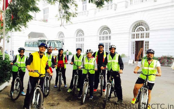 Delhi teens can do cycling for exploring