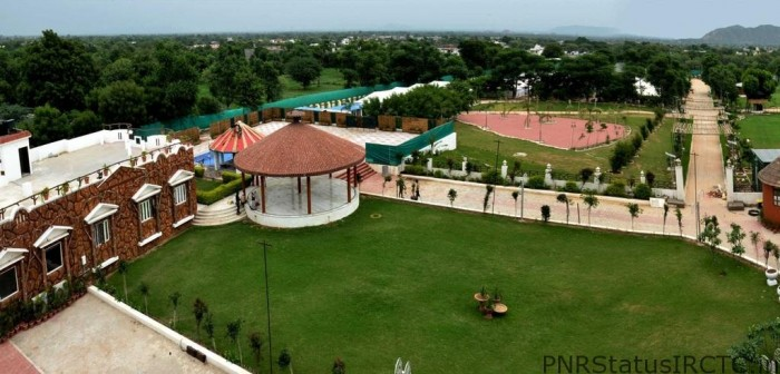 resorts for picnic in Jaipur