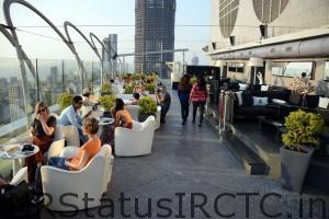 Mumbai Four Seasons Aer Rooftop Bar