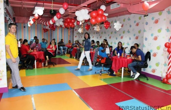 Class place to celebrate birthday in Mumbai