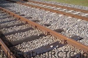 Why Railway Tracks Have Stones?