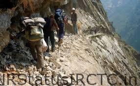 Trekking hill station near delhi