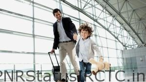 Tips for smooth air travel with children