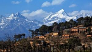 Enjoy mesmerizing Himalayan views at Nagarkot