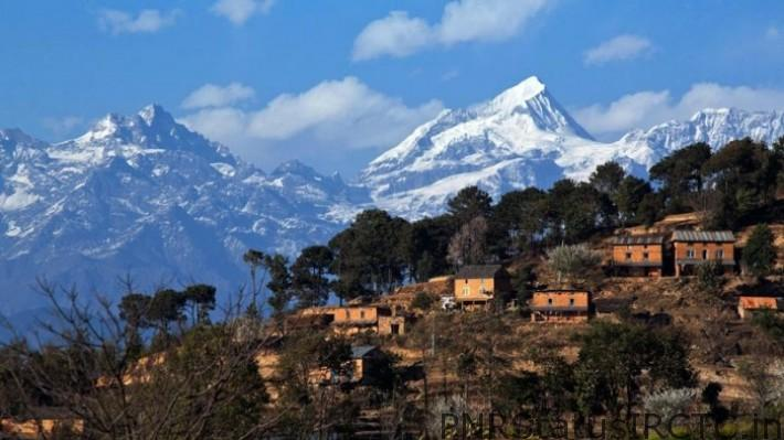 Enjoy mesmerizing Himalayan views at Nagarkot