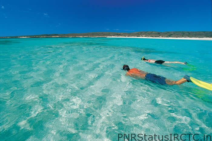Swim and Snorkel at Turquoise Bay