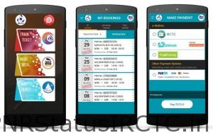 User Friendly Indian Railway App for Android
