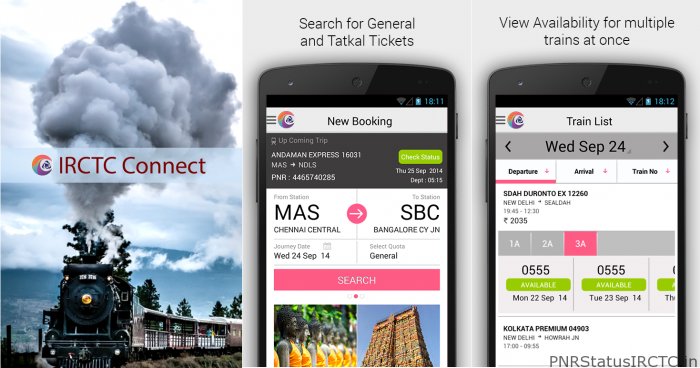User friendly Best Indian Railway Apps for Android in 2017