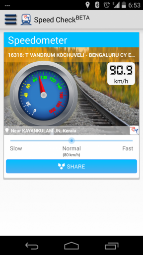 Best Indian railway app