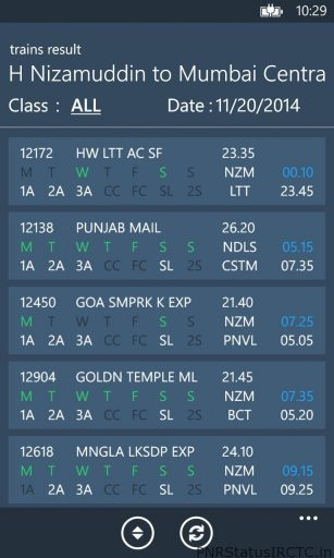 Excellent Indian Railway app in 2017