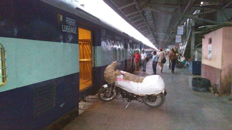 Bike Transport By Train