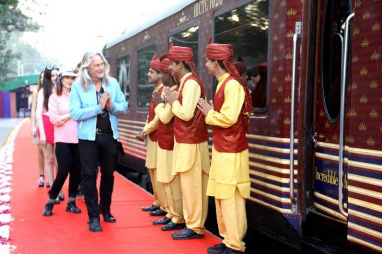 How to Book Train Coach for Marriage
