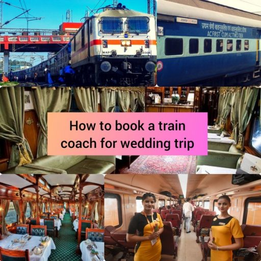 Train Coach Booking For Marriage