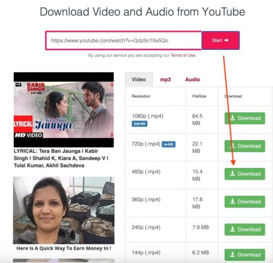 Youtube Se Mp3 Song Kaise Download Kare
