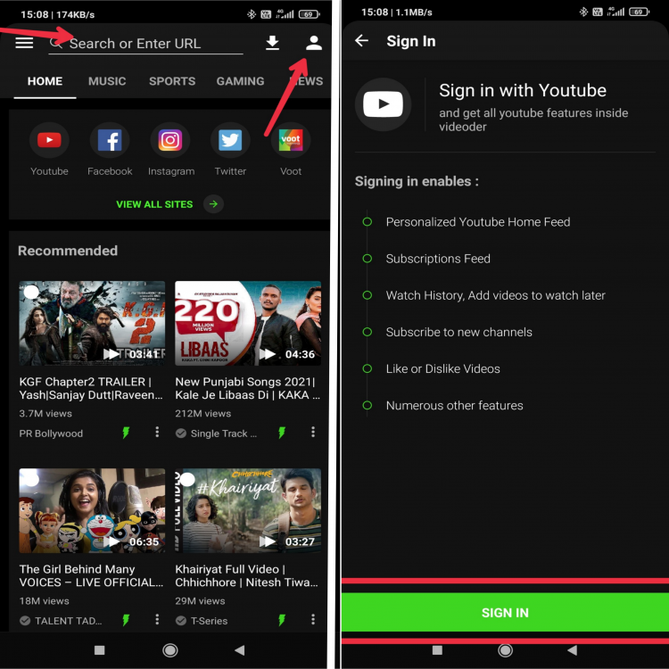 mp3 gana download karne ka app