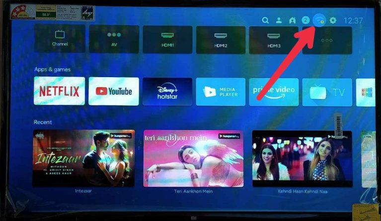 smart tv ko wi fi se connect kaise kare