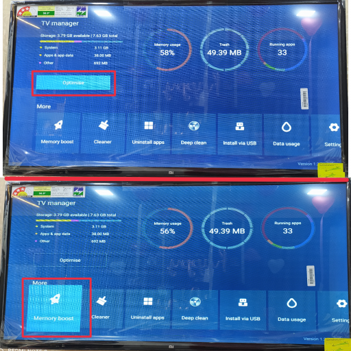 smart tv connect to wi fi but no internet